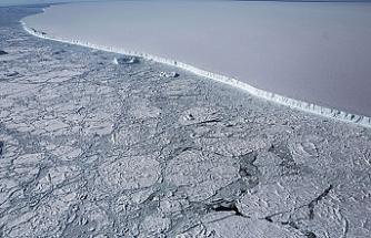 Antarktika'da sıcaklık 20.7 dereceye yükseldi...Buzulların erimesi hızlandı