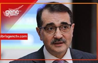 """Dönmez: """"Üçüncü sondaj gemisi birkaç hafta içinde Türkiye'de olacak"""""""