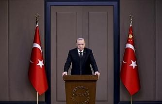"""Erdoğan: """"Rusya heyeti İdlib görüşmeleri için yarın Türkiye'ye gelecek"""""""