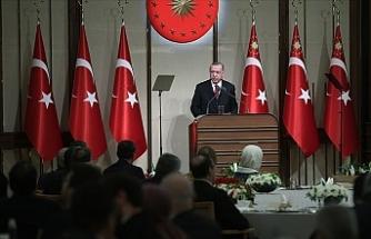 """Erdoğan: """"Şu ana kadar 2 bin 100'ün üzerinde rejim askeri öldürüldü"""""""