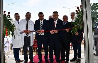 Klinik Uygulama Merkezi açıldı