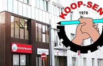 Koop Sen'den grev uyarısı