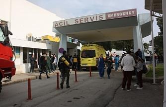 Lefkoşa devlet hastanesi'ndeki yangın can kaybıyla sonuçlandı