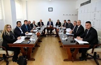 Meclis'te Anayasa değişikliği yasa öneresi için toplantı