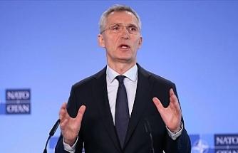 """NATO Genel Sekreteri : """"Müttefikler Türkiye için daha fazla ne yapılabileceğine bakıyor"""""""