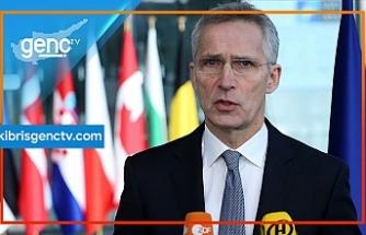 NATO Genel Sekreteri'nden saldırılara son verme çağrısı