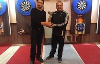 Rahme Erden Darts turnuvası ile anıldı
