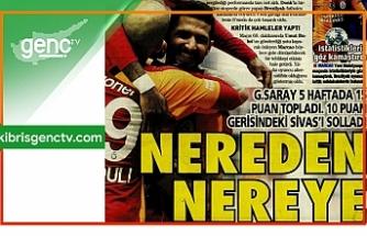 Türkiye'de Sporun Manşetleri - 18 Şubat 2020