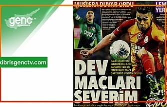 Türkiye'den Spor Manşetleri - 19 Şubat 2020