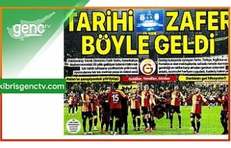 Türkiye'nin Spor Manşetleri - 25 Şubat 2020