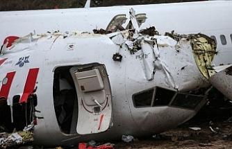 Uçak kazasıyla ilgili kaptan pilotun ifadesi alınıyor