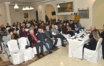 Üçüncü Toplum Forumu, ilk kitle toplantısını gerçekleştirdi