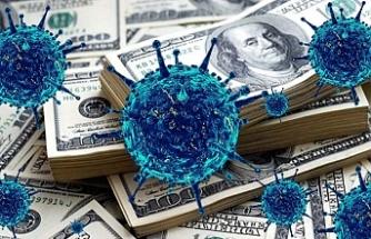 Virüslerin yayılmasında paranın da etkisi var