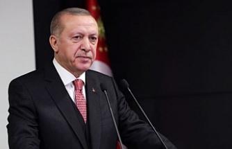 Erdoğan kampanya başlattı, 7 aylık maaşını bağışladı