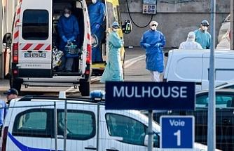 Fransa'da koronavirüs Evanjelik Kilisesinden yayıldı: En az bin kişide tespit edildi