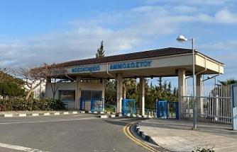 Güneyde Mağusa Genel Hastanesi'nde 29 kişi tedavi görüyor