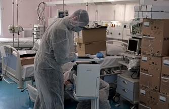 Güneyde Ortopedi Servisi'nde korona paniği