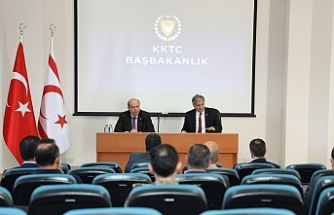 """Tatar: """"Sıkı tedbirleri sonuna kadar devam ettirmek durumundayız"""""""