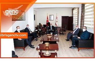Başbakan, TDP heyetine bilgi verdi