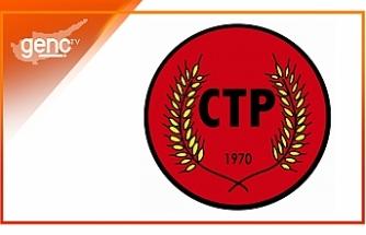 CTP Kadın Örgütünden gelişmelerden etkilenen kadınlar ve çocuklara ilişikin açıklama