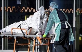 İngiltere'de Son 24 Saatte Can Kaybında Rekor Artış: 684 kişi hayatını kaybetti
