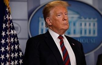 Test yaptırmayan Trump'a yaklaşamayacak