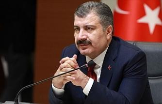 Türkiye'de 63 yeni can kaybı, vakaların yüzde 60'ı İstanbul'da