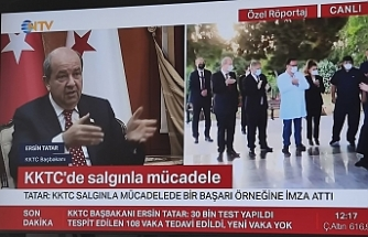 Başbakan Ersin Tatar NTV'de katıldığı özel yayında ülke gündemine ilişkin soruları yanıtladı