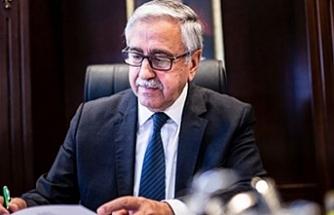 Cumhurbaşkanı Akıncı, başsağlığı mesajı ile üzüntülerini paylaştı
