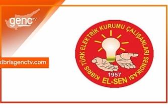 """El Sen: """"Sendikamız Kıb-Tek'in güvencesi; kurumu yatırım yaptırarak yaşatacağız"""""""