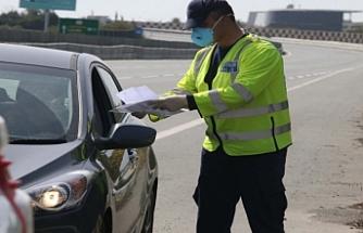 Güney Kıbrıs'ta trafik cezaları ikiye katlanıyor