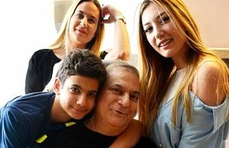"""Tedavisine evinde devam edilen Erbil: """"Çocuklarım burnumda tütüyor"""""""