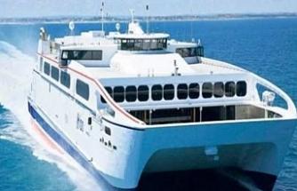 Taşucu'na deniz otobüsü seferi