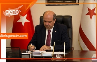 """Tatar: """"Kıbrıs Genç Tv, ülkemiz yayıncılık hayatına çok değerli katkılar yapmakta"""""""