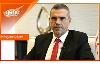 """Uluçay: """"Kıbrıs Genç Tv'nin bugünlere gelmesinde katkısı olanları kutlarım"""""""