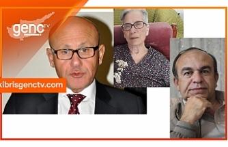 2. Cumhurbaşkanı Talat, Kebapçıoğlu ve Kemal'in vefatı dolayısıyla başsağlığı mesaj yayınladı