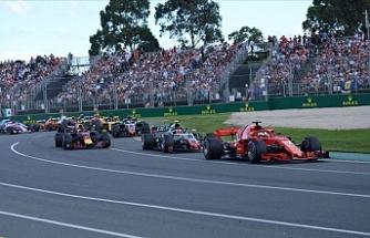Formula 1'de ilk 8 yarışın takvimi belli oldu