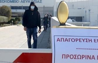 Güney Kıbrıs'ta korona virüs sebebiyle bir kişi hayatını kaybetti …Yeni vaka yok
