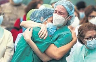 İspanya'da son iki günde Covid-19'dan can kaybı yaşanmadı