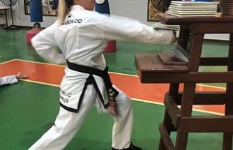 Şükrü Arusan, Taekwondo Karate Budo Müsabakaları yapıldı