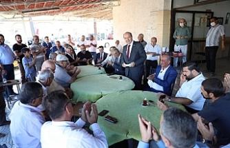 """Tatar: """"Kimse endişelenmesin, sorunları aşacak, halkımızı güzel günlere taşıyacağız"""""""