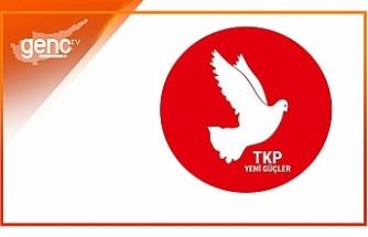 """TKP Yeni Güçler: """"Dayatma paket anlayışını kabul etmeyeceğiz"""""""
