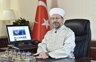 Türkiye Diyanet İşleri Başkanından Güneydeki camiiye yapılan saldırıya kınama
