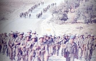 Barış Harekatından tarihi fotoğraflar