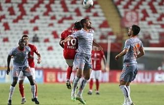 Başakşehir, Antalyaspor'un 11 maçlık yenilmezlik serisine son verdi