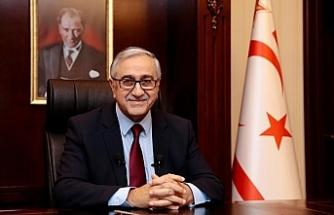 Cumhurbaşkanı Akıncı, 11 Temmuz Basın Günü dolayısıyla mesaj yayımladı