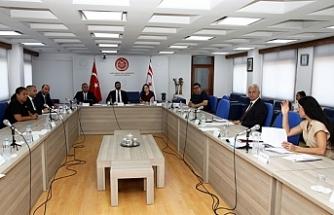 Ekonomi, maliye, bütçe ve plan komitesi bugün toplandı