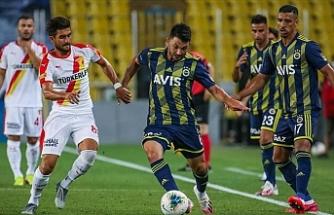 Fenerbahçe evinde mutlu