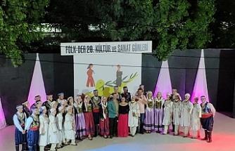 Folk Der,  Kültür ve Sanat Günleri yapıldı