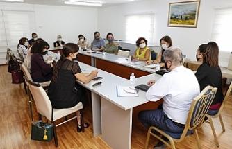 Komitenin Kıbrıslı Türk üyeleri değerlendirme yaptı